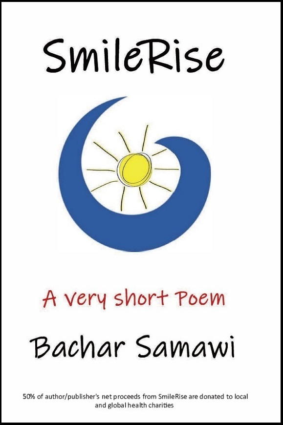 SmileRise: A very short Poem - Book Cover